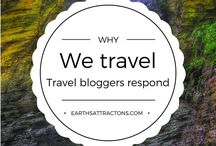 Travel inspiration / Do you need some travel inspiration? We have it right here... :-)