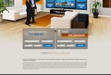 Portfolio - Real Estate Websites / Website for Real Estate Agents and Brokers