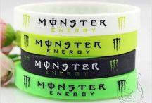 Monster. / Monster Energy :-)