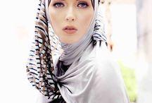 Beautiful Scarves / Hijabs