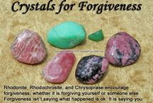 Stones, Crystals and...