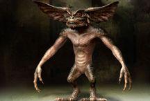 Gremlins,Goblins,Leprechauns & Mythical People