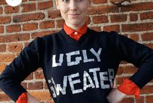 Christmas: ugly sweater / by Becky Struble