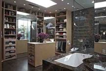 Luxury Closets / The closet every woman should have