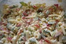 delena zviradka:salaty