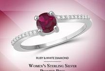 Wedding Rings | Engagement Rings | Promise Rings - JewelOnFire