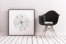 Minimalist and modern - Printable wall art - Instant download / Minimalist wall art, minimalist print - Minimalist home decor