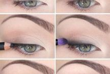 Make-up tutorial