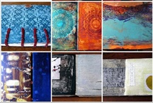 Artist Journal Scrapbook  / by Karen Slade