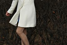 Verysimple woolen coat