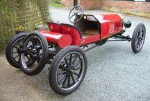 Pre war racers mm