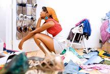 Organizando a bagunça de casa