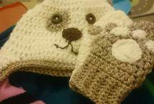 Crochet... cappelli baby