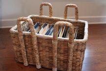 Organizing / by Janice Jackson