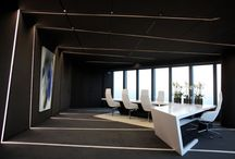 Creative offices / Creative interiors and clever architecture in the office world