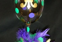 party gras / by Mary Higginbotham