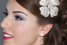 Hair Accessories for the Brides / by Mary's Bridal