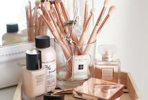 Beauty Storage Ideas