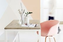Pinks / We're so-so-so keen on pink! So we've pinned a few favourite ideas for when you want to decorate with lovely pinky hues...