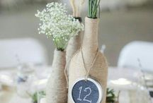 Our National Historic Park Wine & Woods Wedding / Inspiration board for our September wedding!