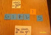 Teaching Grammar- Nouns