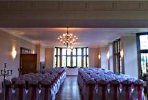 Coombe Lodge Venue Decoration