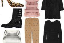 Dreamy Fashion / Fashion is but a dream.