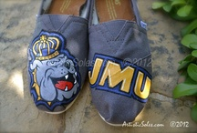 Passion Fashion / Show your passion for the Dukes on game day with these stylish outfits that scream J-M-U! / by JMUSports