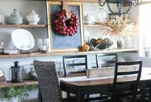 dining room / by Charyn Sweet