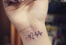 Tattoos fofinhas