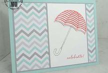 Cards - Umbrellas