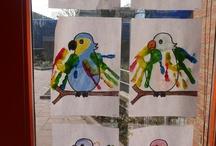 Schatkist herfst 2 papegaai