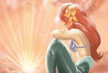 The LIttle Mermaid / by Corri