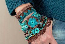 jóias de croche