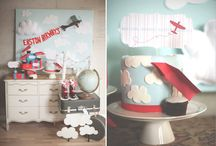 Airplane Party / by Amanda's Parties To Go