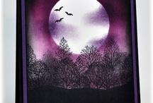 Halloween / Técnicas pintura y dibujo