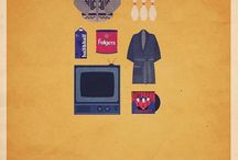 TinyOwl - Styling references / Emailers, Facebook covers, Standees etc / by manish reddy