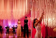 Ceiling Treatments for Events