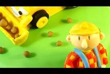 Bobs und traktor