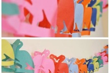 Kids room decor / by Alison Sheppard