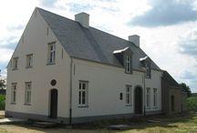 Landelijke huizen