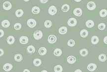 """#ArboriteINK - Anellini / Meaning """"little ring"""" in Italian, this pattern's miniature circles are an homage to some of the most beloved foods: the donut and a delicious and iconic New York City bagel."""