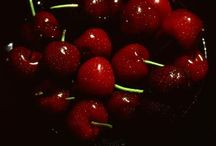 preparing cherry seeds for hot