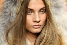 Fur / Embrace winter with some faux fur glamour, nothing will keep you as warm and stylish.