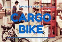 Lavorare con le Cargo Bike / Lavorare con le Cargo Bike, alcuni dei nostri clienti utilizzano le cargo bike Trikego per le loro attività lavorative.  #cargobike #lavoro #mobilitànuova #CargoBikeMadeInItaly