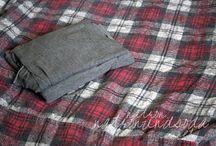 Hemd wird Kleid / Herrenhemd umarbeiten.