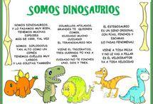 Dinosaurios/Dinosaurs