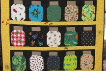 books/jar quilts / by Lola Jenkins Designer Quilts