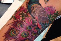 Tattoos / by Erin Cahalan