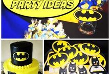 Birthday superheroes